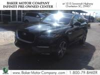 Pre-Owned 2017 Jaguar F-PACE 35t R-Sport All Wheel Drive SUV