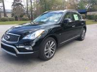 Pre-Owned 2017 INFINITI QX50 DELUXE TOURING Rear Wheel Drive Sport Utility