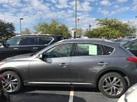 Pre-Owned 2017 INFINITI QX50 DELUXE TOURING Rear Wheel Drive Crossover