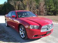 2012 Dodge Charger R/T Road and Track 4dr Sedan