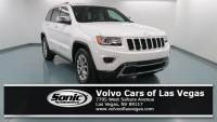 Used 2015 Jeep Grand Cherokee Limited 4x2 SUV in Las Vegas