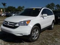 2010 Honda CR-V 2WD 5dr EX-L w/Navi Sport Utility in Fort Myers