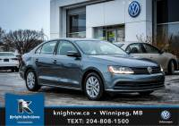 Certified Pre-Owned 2017 Volkswagen Jetta Sedan Wolfsburg Edition w/ Backup Cam/Sunroof 0.99% Financing OAC FWD 4dr Car