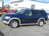 2007 Ford Explorer Eddie Bauer 4dr SUV 4WD V6