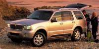 Used 2004 LINCOLN Aviator 4dr 2WD Luxury