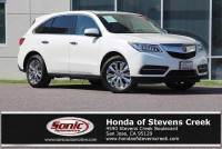 Used 2015 Acura MDX 3.5L Technology Package For Sale in Colma CA | Stock: SFB006712 | San Francisco Bay Area