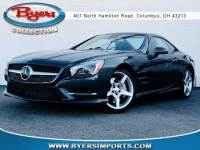 2013 Mercedes-Benz SL-Class SL550 Cabriolet Convertible For Sale in Columbus
