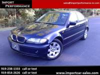 2004 BMW 3 Series 325i 4dr Sedan