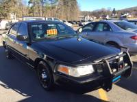 2004 Ford Crown Victoria Police Interceptor 4dr Sedan (3.55 Axle)