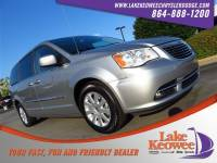 Certified Used 2016 Chrysler Town & Country Touring Wagon For Sale NearAnderson, Greenville, Seneca SC