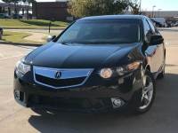 2012 Acura TSX 4dr Sedan w/Technology Package