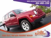 Certified Used 2016 Jeep Patriot Sport FWD Sport For Sale NearAnderson, Greenville, Seneca SC
