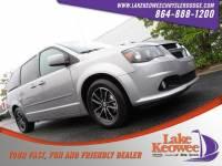 Certified Used 2016 Dodge Grand Caravan R/T Wagon For Sale NearAnderson, Greenville, Seneca SC