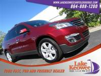 Used 2016 Chevrolet Traverse LT FWD LT w/1LT For Sale Near Anderson, Greenville, Seneca SC