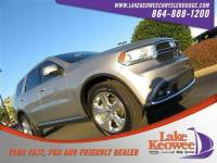 Certified Used 2014 Dodge Durango Limited AWD Limited For Sale NearAnderson, Greenville, Seneca SC