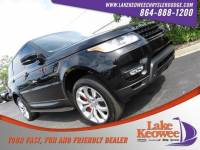 Used 2014 Land Rover Range Rover Sport Autobiography 4WD Autobiography For Sale Near Anderson, Greenville, Seneca SC
