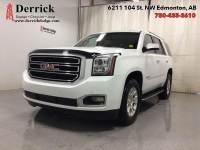 Pre-Owned 2017 GMC Yukon SLT Used 4WD SLT Lthr Seats Htd Frnt Sunroof $358 B/W