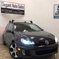 2012 Volkswagen GTI PZEV 2dr Hatchback 6A w/ Sunroof and Navigation