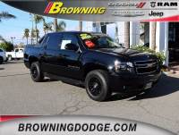 2007 Chevrolet Avalanche 1500 LT w/2LT Truck Crew Cab in Norco