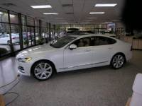 Pre-Owned 2017 Volvo S90 T6 AWD Inscription Sedan in Raleigh NC