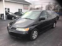 2004 Honda Odyssey EX-L 4dr Mini-Van w/DVD and Leather