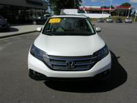 Pre-Owned 2014 Honda CR-V EX-L w/Navigation FWD SUV in Raleigh NC