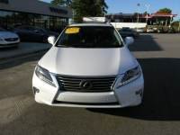 Pre-Owned 2013 LEXUS RX 350 FWD SUV in Raleigh NC