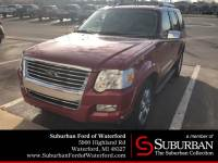 Used 2009 Ford Explorer Limited SUV V-6 cyl in Waterford, MI