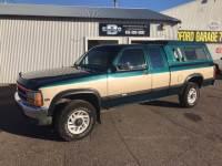 1993 Dodge Dakota 2dr LE 4WD Extended Cab SB