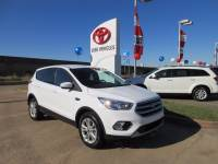 Used 2017 Ford Escape SE SUV FWD For Sale in Houston