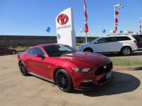 Used 2016 Ford Mustang GT Premium Coupe RWD For Sale in Houston
