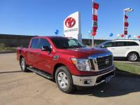 Used 2017 Nissan Titan SV Truck RWD For Sale in Houston