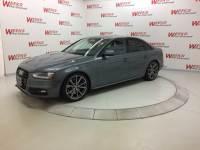 Used 2015 Audi S4 Premium Plus Black Optic 6-spd Manual Sedan in Danbury, CT
