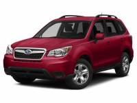 2015 Subaru Forester 2.5i Premium With Eyesight in Tampa