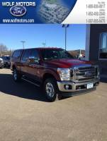 Pre-Owned 2015 Ford F-350 Lariat 4WD