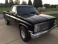 1982 Chevrolet C/K 20 Series Silverado