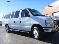 2012 Ford E-Series Wagon E-350 SD XLT 3dr Extended Passenger Van