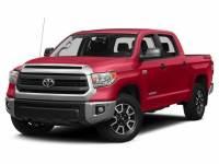 2016 Toyota Tundra SR5 5.7L V8 w/FFV Truck CrewMax 4x2