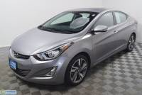 Certified Pre-Owned 2014 Hyundai Elantra 4dr Sedan Automatic Limited Front Wheel Drive Sedan