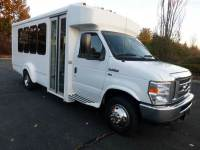 2012 Ford E-350 Starcraft Luxury Non-CDL Shuttle Bus