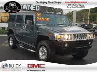 Pre-Owned 2005 HUMMER H2 SUV Four Wheel Drive 4 Door Wagon