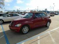 2006 Chrysler PT Cruiser Touring 2dr Convertible