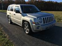 2007 Jeep Patriot Limited 4dr SUV
