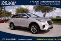 2017 Hyundai Santa Fe SE SUV - Miami Area