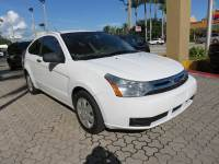 2008 Ford Focus S 2dr Coupe