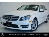 Pre-Owned 2013 Mercedes-Benz C-Class C 300 Sport AWD 4MATIC®
