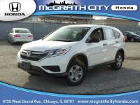 Used 2015 Honda CR-V For Sale - H20815A | Used Cars for Sale, Used Trucks for Sale | McGrath City Honda - Chicago,IL 60707 - (773) 889-3030