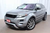 Pre-Owned 2012 Land Rover Range Rover Evoque Dynamic Premium 4WD 2D Sport Utility