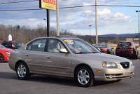 2005 Hyundai Elantra GLS 4dr Sedan