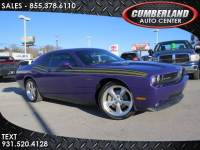 PRE-OWNED 2010 DODGE CHALLENGER R/T RWD 2DR CAR
